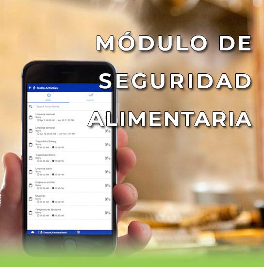 SureCheck - Seguridad Alimentaria, Gestión Digital de Tareas y Monitorización Automática con Sensores IoT